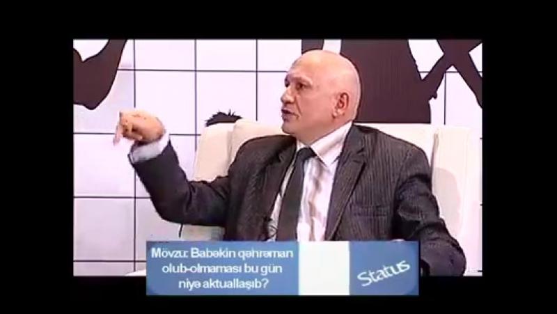 Fazil Mustafa: Ziya Bünyadov