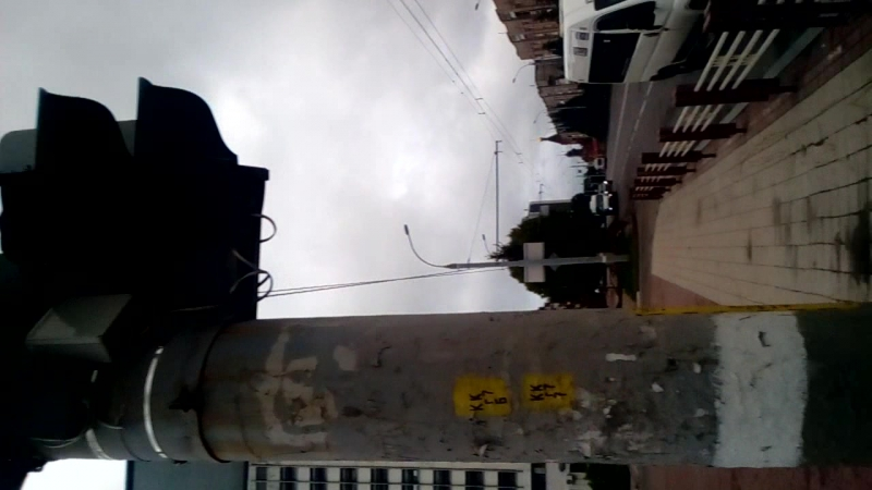 Охота на светофор
