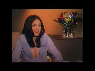 Madonna - Gabriela Brazilian Interview [RU] - Australian TV 12.08.1998 De Frente Marilia (Maria) Gabi