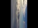Небо с Лахта Центра