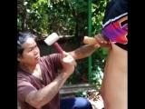 Народная медицина Таиланд, такого вы ещё не видели