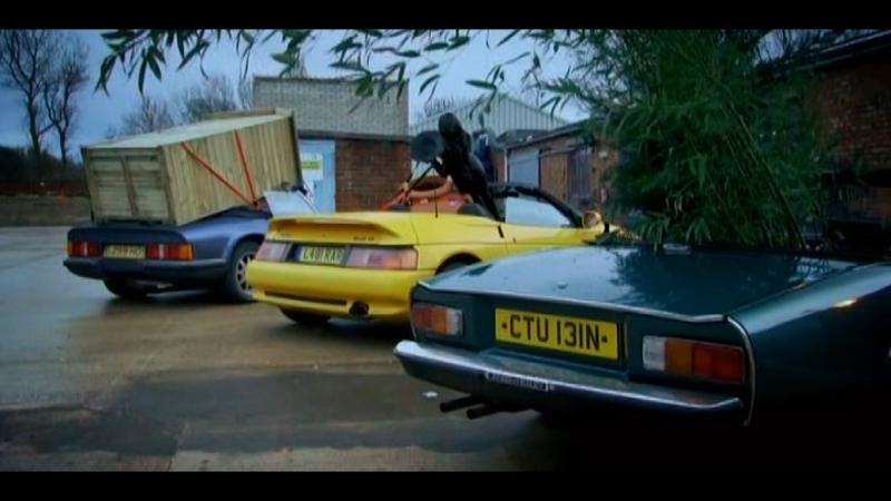 Top Gear Топ Гір Класичні Британські спорткари за 5000£