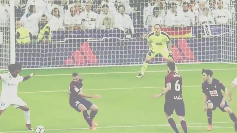 Марсело громит Эйбар | Rensh | vk.com/nice_football