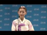 Northern Korean girls speech