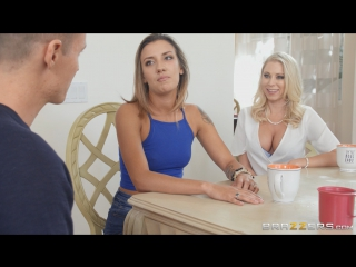 Katie morgan (massaged by her mother)[2017, big tits worship,blonde,milf,mom, 1080p]