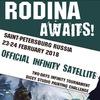 Rodina Awaits! Official Infinity Satellite