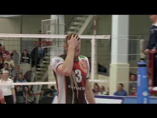 Волейбол. Чемпионат России 201718. Мужчины. Итоги 12-го тура
