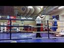 Генрих Киракосян СКА на Первенстве Санкт Петербурга по боксу полуфинал 15 20 01 2018г