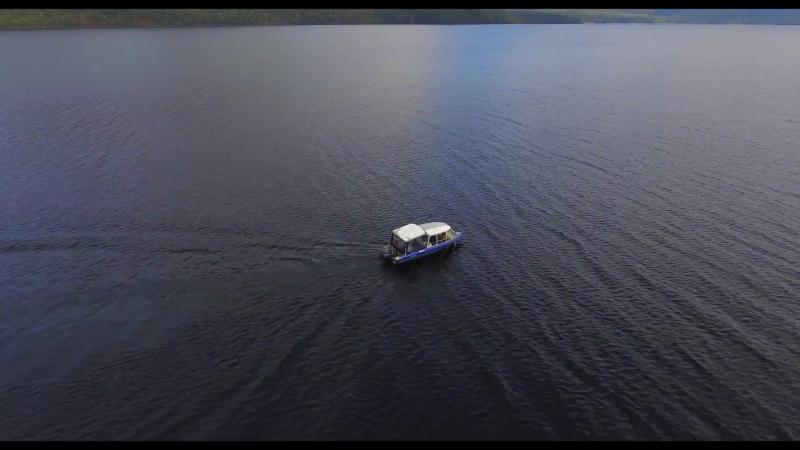 Iamhere Алтай Серия 3 На катере по Телецкому озеру Научный поселок Яйлю Корбу Каменный залив смотреть онлайн без регистрации
