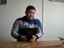 Мастер класс от бурятского волка Александра Архинчеева