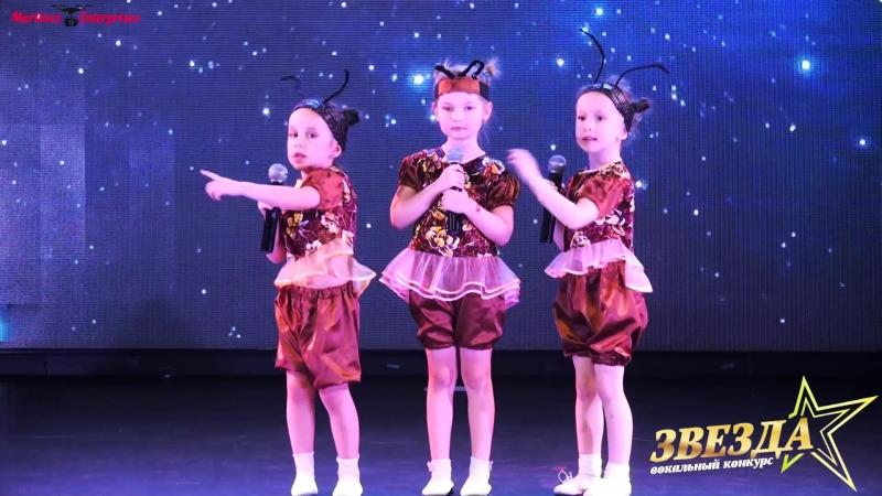 Вокально-хореографическая студия «Тоди» — Муравьишки