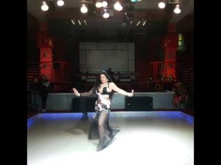 Tamila Bahira Kolodiy dance at Gala show