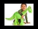 Видео обзоры игрушек - Интерактивная игрушка Динозавр