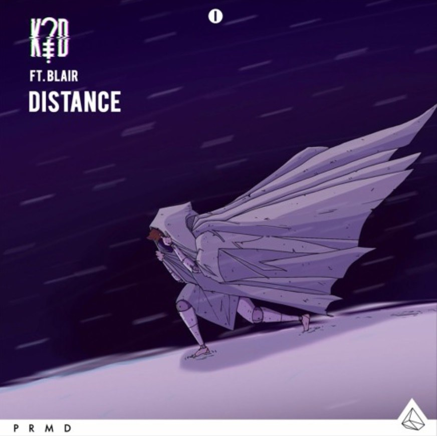 k?d feat. Blair - Distance