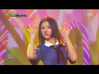 뮤직뱅크 Music Bank - Chococo - 구구단 (Chococo - gugudan).20171110