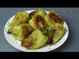 Жареный болгарский перец