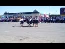 СИНИЙ ПЛАТОЧЕК танец в исполнении группы Журавушка
