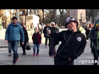 DANCING KPOP IN PUBLIC №1 (J-HOPE - Daydream)