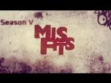 Misfits / Отбросы | Сезон 5 | Серия 2 | 2013