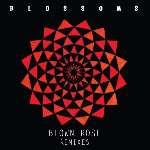 Blossoms album Blown Rose (Remixes)