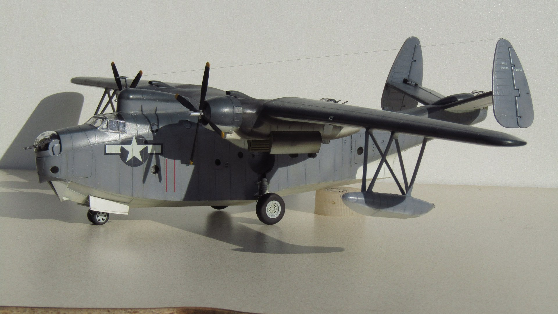PBM-5 A MARINER 1/72 (MINICRAFT) - Страница 2 V-dGdLvPOB4