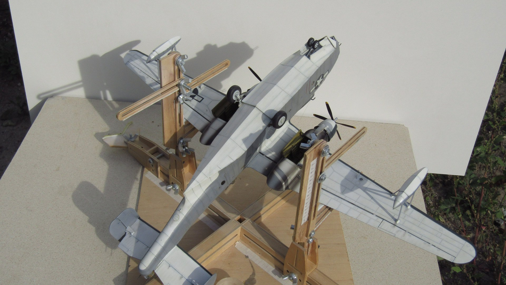 PBM-5 A MARINER 1/72 (MINICRAFT) - Страница 2 FuINpXurRig