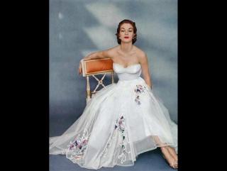 Женственный гламур 50-х, который мы утратили..