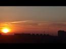 СЕГОДНЯ - 12.07.2017 ранним утром с трёх до четырёх часов в Московском регионе в г.Долгопрудный. ВИДЕО-1