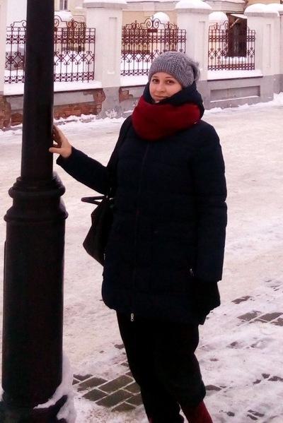 Анна Тюлькина