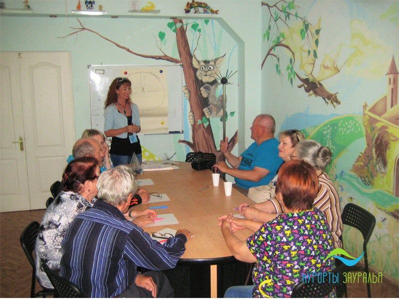 В санаториях стартовал социальный проект