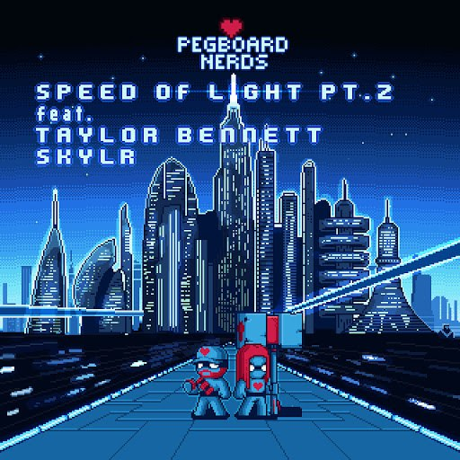 Pegboard Nerds альбом Speed of Light (Pt. 2) (feat. Taylor Bennett & Skylr)