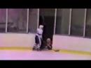 Подборка забавных моментов из детского хоккея