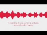 Акустическая атака на посольство США на Кубе