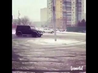 Mercedes-Benz G-Class ◼️