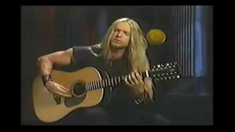 Zakk Wylde-- As dead as yesterday (Acoustic)
