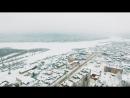 Зарисовка снежные Вятские Поляны