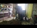 Смесительный бункер для приготовления цементно-песчаного раствора
