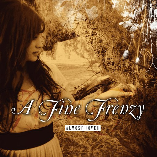 A Fine Frenzy альбом Almost Lover