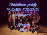 Christmas party FAME STUDIO 16.12.2017 Nadya Orel