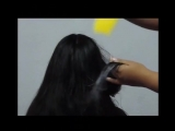 Пепельный гель для волос