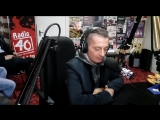 Вадим Самойлов в студии Радио 40, Калуга
