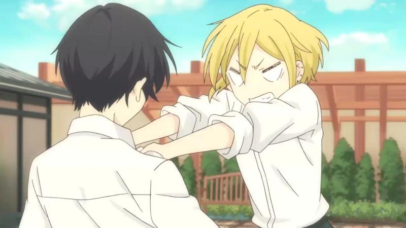 Peace_data ♫ AMV Аниме-клип по Tanaka-kun wa Itsumo Kedaruge