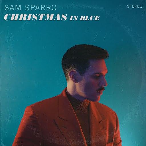 Sam Sparro альбом Christmas in Blue