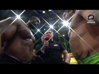 Александр Емельяненко против Джеронимо Дос Сантоса.