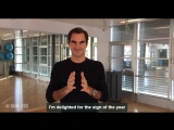 Federer named 'sign of the year' by Swiss deaf society