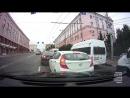 Авария в Брянске.