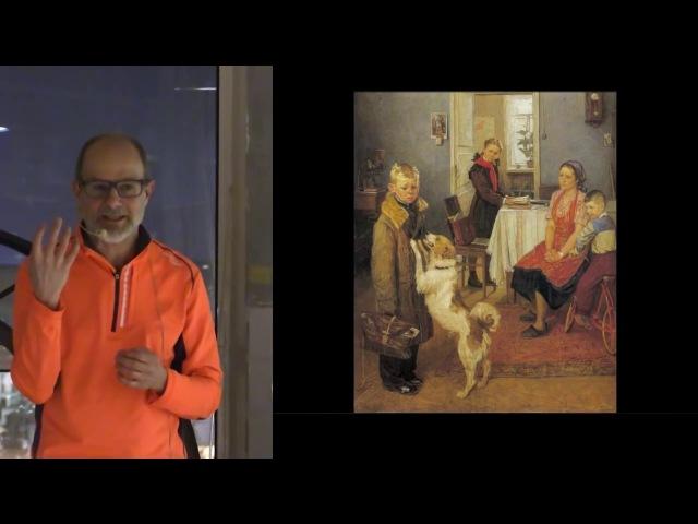 В этой лекции Дмитрия Гутова я открыл для себя мир современного искусства