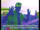 МЕТАФОРА О ПРАВОМ ПОЛУШАРИИ ДЛЯ КВАНТОВОГО СУРИКАТА - 1