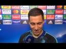 Chelsea 1 1 Barcelona Eden Hazard post match interview