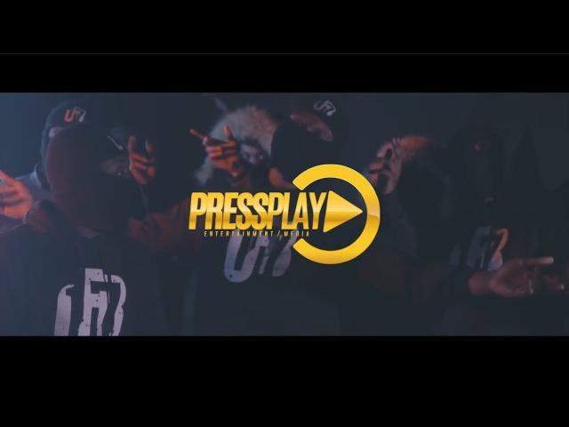 (OFB) RV X Headie One X Tuggzy X Lowkey X Kash X Skat - Twinning (Music Video)